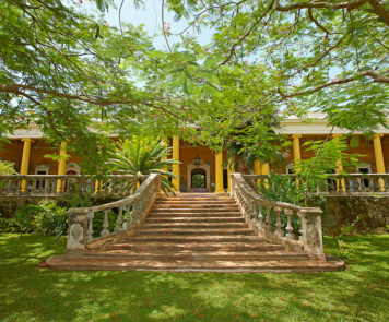Catherwood Travels Mexico