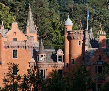 Aldourie Castle