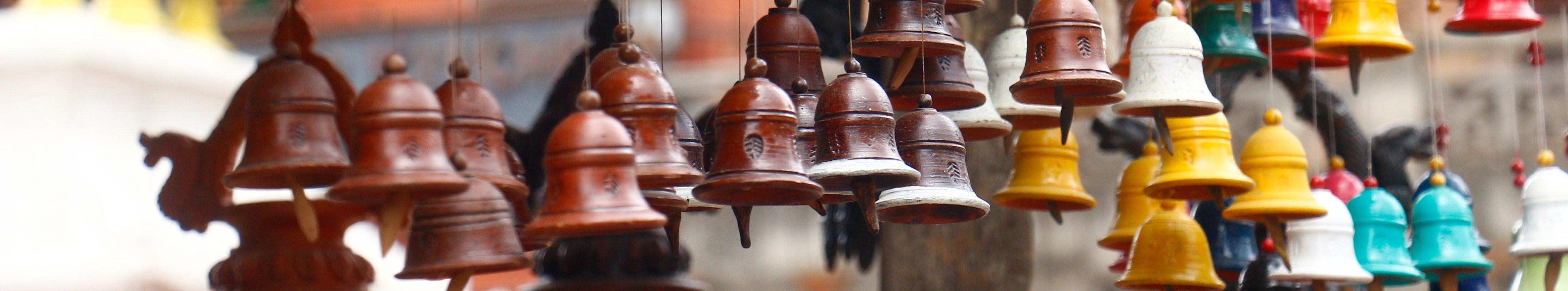 Pottery bells Bhaktapur