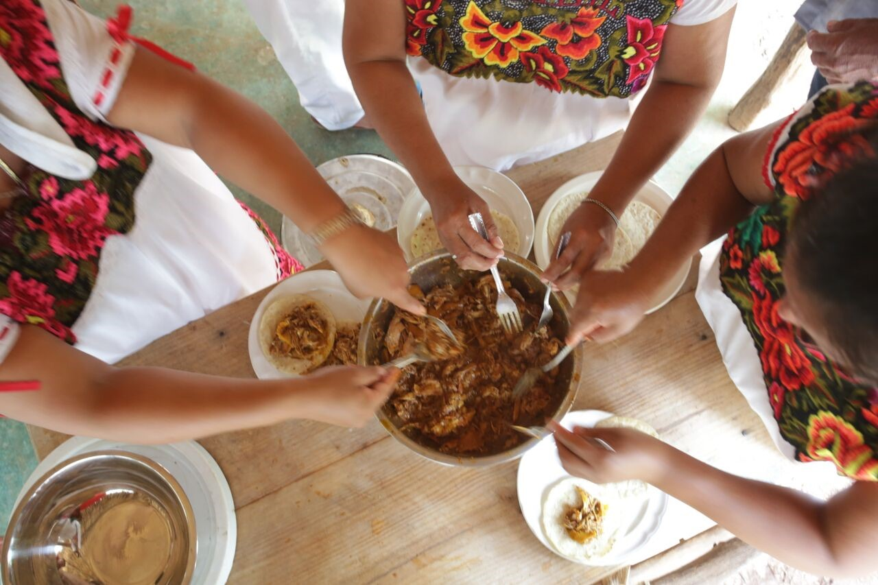 Master the ancient recipes of Yucatecan cuisine. with Catherwood Travels