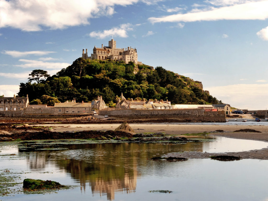 St. Michael's Mount - Cornwall, England